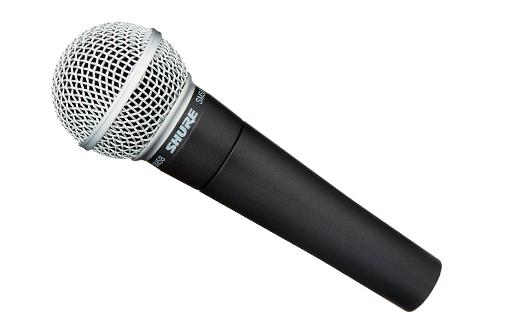 Comprar Microfono Shure SM58