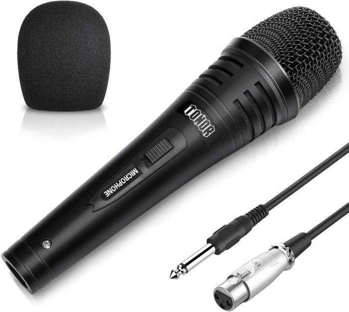 Microfono dinamico barato