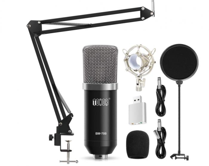 precio microfono Tonor estudio grabación